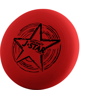 для детей Discraft J★Star Red