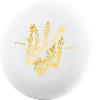 Discraft Ultimate Ukraine Gold
