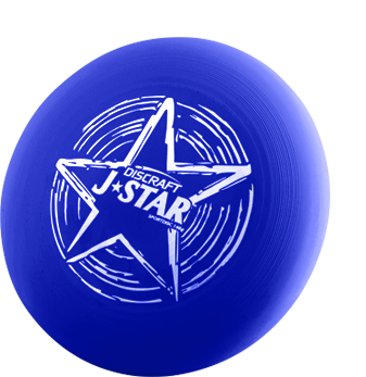 для детей Discraft J★Star Blue