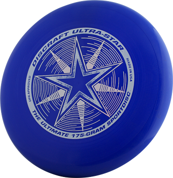 Discraft Ultra-Star Blue